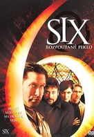 Six: The Mark Unleashed - Czech Movie Poster (xs thumbnail)