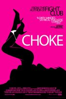 Choke - British Movie Poster (xs thumbnail)