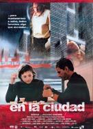 En la ciudad - Spanish Movie Poster (xs thumbnail)