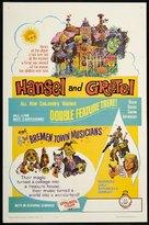 Hänsel und Gretel - Combo poster (xs thumbnail)