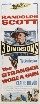 The Stranger Wore a Gun - Movie Poster (xs thumbnail)