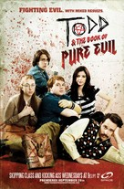 """Todd and the Book of Pure Evil"" - Canadian Movie Poster (xs thumbnail)"