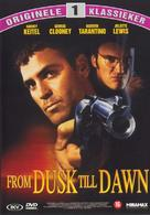 From Dusk Till Dawn - Dutch DVD movie cover (xs thumbnail)
