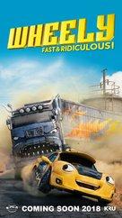 Wheely - Malaysian Movie Poster (xs thumbnail)