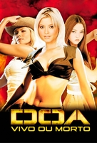 Dead Or Alive - Brazilian Movie Poster (xs thumbnail)