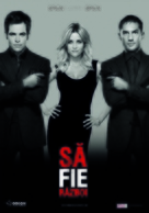 This Means War - Romanian Movie Poster (xs thumbnail)