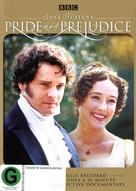 """Pride and Prejudice"" - New Zealand DVD movie cover (xs thumbnail)"