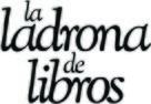 The Book Thief - Argentinian Logo (xs thumbnail)