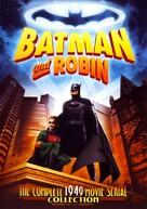 Batman and Robin - DVD cover (xs thumbnail)