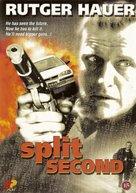Split Second - Danish DVD movie cover (xs thumbnail)