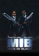 Men In Black - Movie Poster (xs thumbnail)