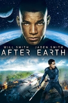 After Earth - DVD movie cover (xs thumbnail)