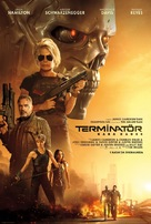 Terminator: Dark Fate - Turkish Movie Poster (xs thumbnail)