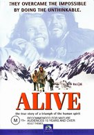 Alive - Australian Movie Cover (xs thumbnail)
