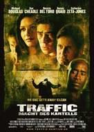 Traffic - German Movie Poster (xs thumbnail)