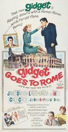 Gidget Goes to Rome - Movie Poster (xs thumbnail)