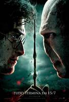 Harry Potter and the Deathly Hallows: Part II - Brazilian Movie Poster (xs thumbnail)