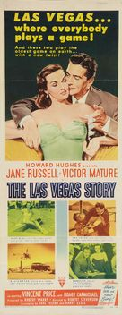 The Las Vegas Story - Movie Poster (xs thumbnail)