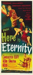 From Here to Eternity - Australian Movie Poster (xs thumbnail)