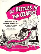 The Kettles in the Ozarks - British Movie Poster (xs thumbnail)