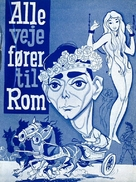 Roman Scandals - Danish Movie Poster (xs thumbnail)