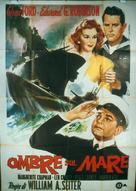 Destroyer - Italian Movie Poster (xs thumbnail)