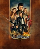The Three Musketeers - Movie Poster (xs thumbnail)