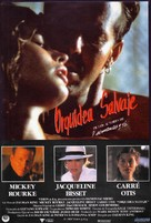 Wild Orchid - Spanish Movie Poster (xs thumbnail)
