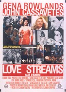 Love Streams - Italian Movie Poster (xs thumbnail)