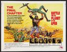 Battle for the Planet of the Apes - Movie Poster (xs thumbnail)
