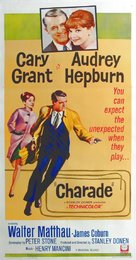 Charade - Movie Poster (xs thumbnail)