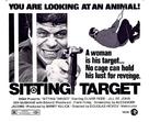 Sitting Target - Movie Poster (xs thumbnail)