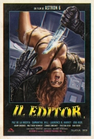 The Editor - Canadian Movie Poster (xs thumbnail)