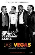 Last Vegas - Movie Poster (xs thumbnail)