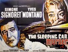 Compartiment tueurs - British Movie Poster (xs thumbnail)