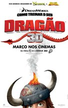 How to Train Your Dragon - Brazilian Movie Poster (xs thumbnail)