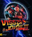 Back to the Future Part III - Hungarian Blu-Ray cover (xs thumbnail)