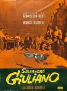 Salvatore Giuliano - French Movie Poster (xs thumbnail)