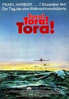 Tora! Tora! Tora! - German Movie Poster (xs thumbnail)