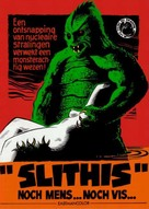 Spawn of the Slithis - Dutch Movie Poster (xs thumbnail)