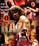 Raze - Singaporean DVD movie cover (xs thumbnail)