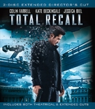 Total Recall - Blu-Ray cover (xs thumbnail)