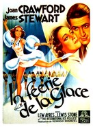 The Ice Follies of 1939 - French Movie Poster (xs thumbnail)