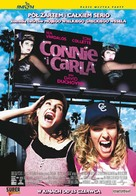 Connie and Carla - Polish Movie Poster (xs thumbnail)