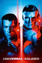 Universal Soldier - French Movie Cover (xs thumbnail)