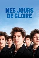 Mes jours de gloire - French Movie Cover (xs thumbnail)