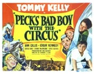 Peck's Bad Boy with the Circus - Movie Poster (xs thumbnail)