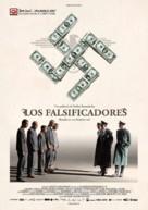 Die Fälscher - Spanish poster (xs thumbnail)