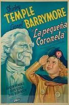 The Little Colonel - Mexican Movie Poster (xs thumbnail)