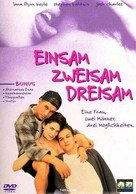 Threesome - German Movie Cover (xs thumbnail)
